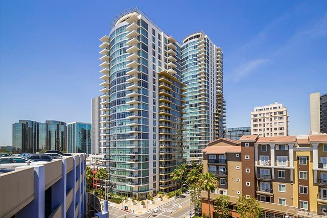 West ocean towers downtown long beach lofts for La downtown condo for sale