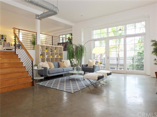 Ebell Theater Lofts | 1100 3rd ST #105
